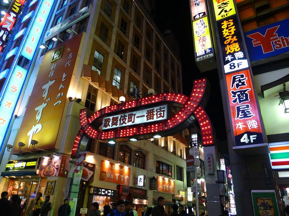 キャバクラでも六本木と歌舞伎町では客層が違う